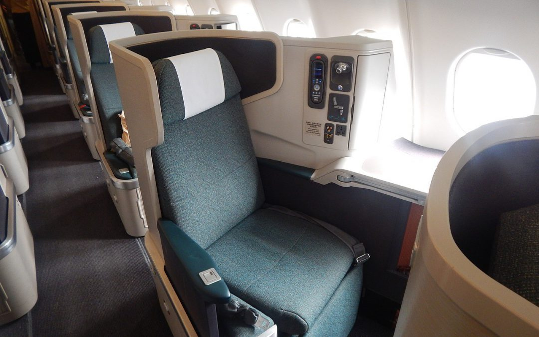What to Expect On International Business Class Flights