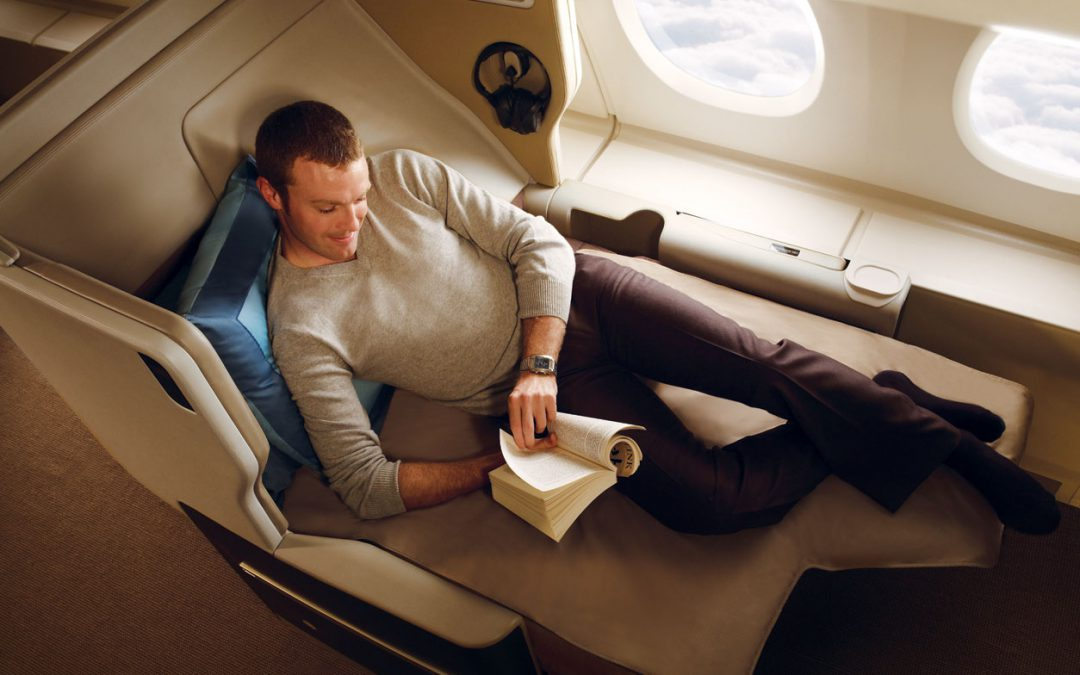 Which Airlines Have The Best Business Class Seats?