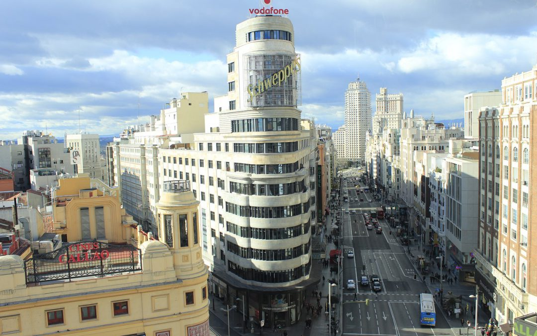 Business Class Flights to Madrid