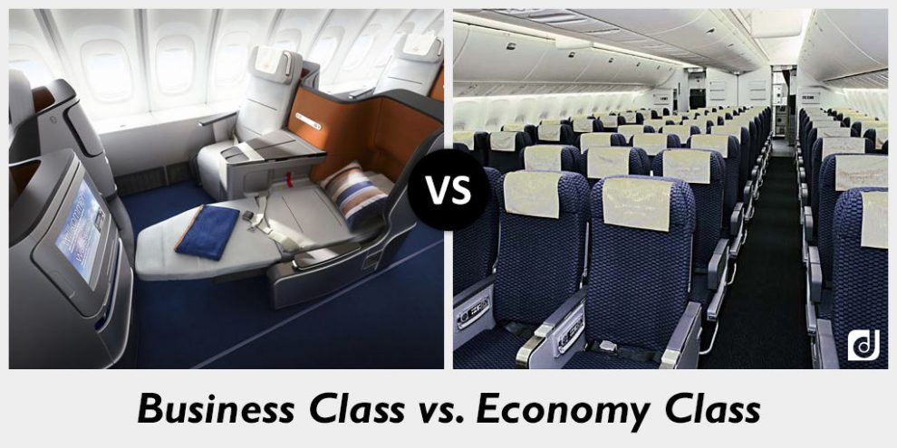 International Business Class Flights