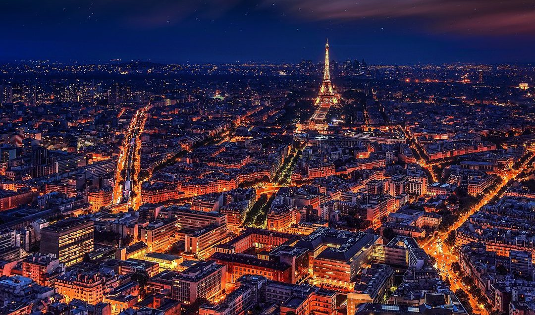 Best Business Class to Paris