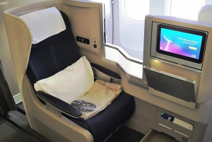 British Airways International Business Class