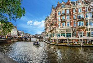 Cheap Business Class Flights to Amsterdam