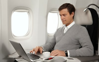 Business Class Flights Make Flying Enjoyable