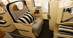 american airlines business class london new york