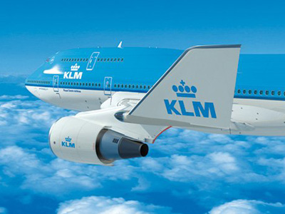 Flying First Class to Amsterdam on KLM Royal Dutch Airlines