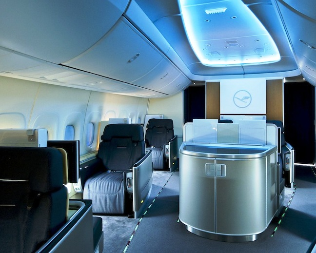 Why Everyone Should Fly First Class to Europe At Least Once