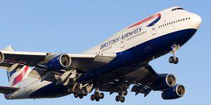 Best Business Class Flights to London