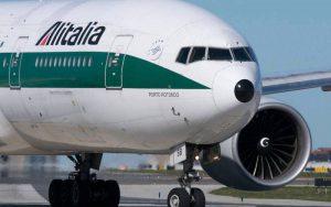 Business Class Flights to Rome with Alitalia