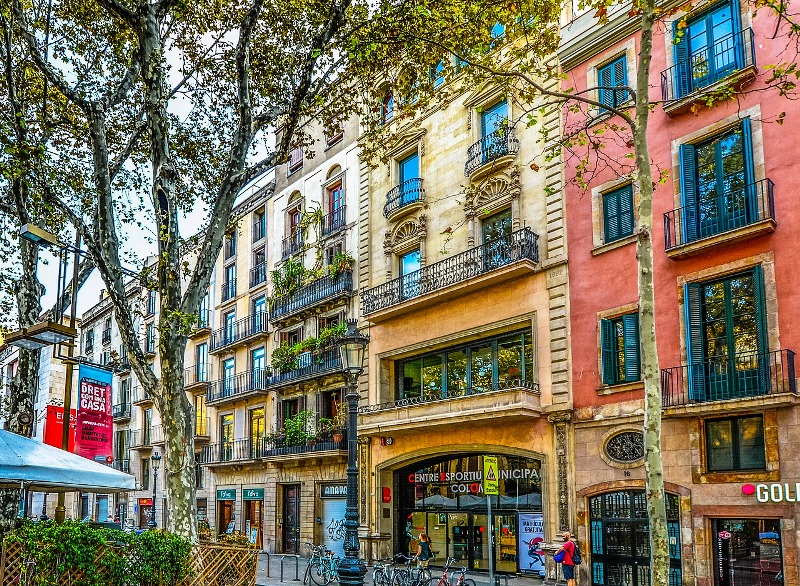 Cheap Business Class Tickets To Barcelona