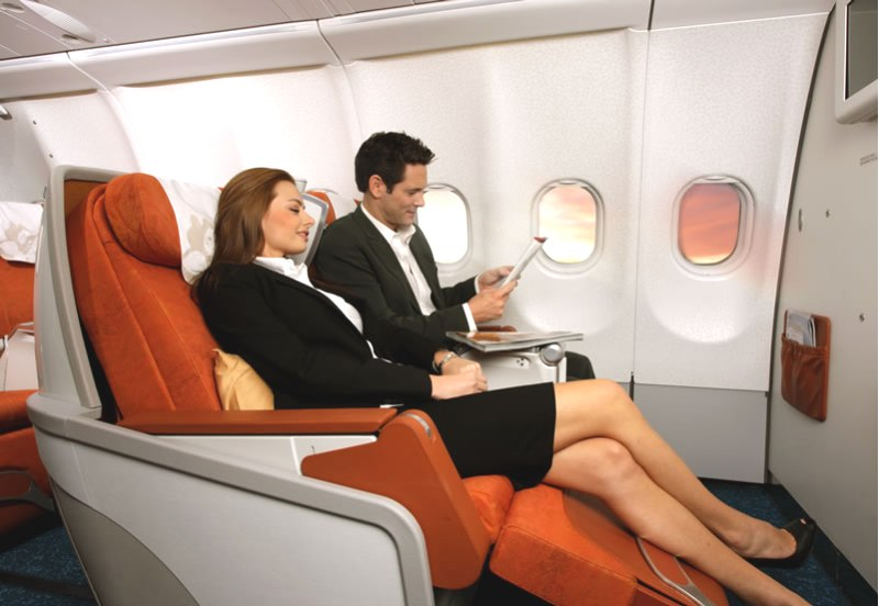 Real Ways to Score Discount Business Class Airfare