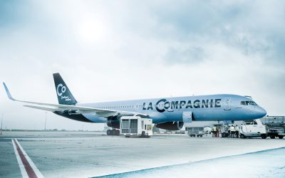 La Compagnie Business Class To Paris Review